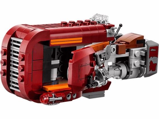 Lego Star Wars Speeder da Rey