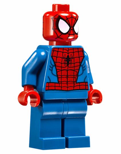 Lego Super Heroes - Homem Aranha: Motoqueiro Fantasma