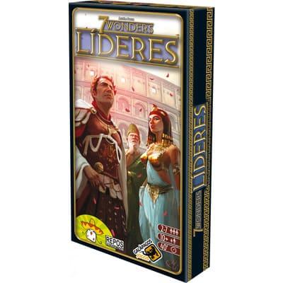Líderes: Expansão & Wonders