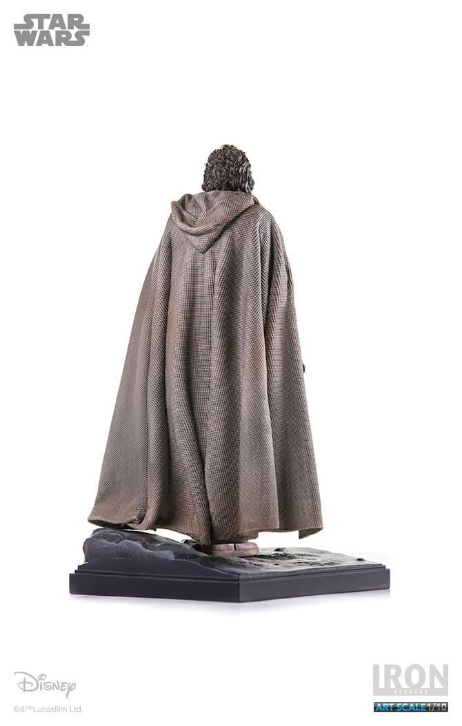 Luke Skywalker 1:10 - Star Wars Episódio VII - Iron Studios