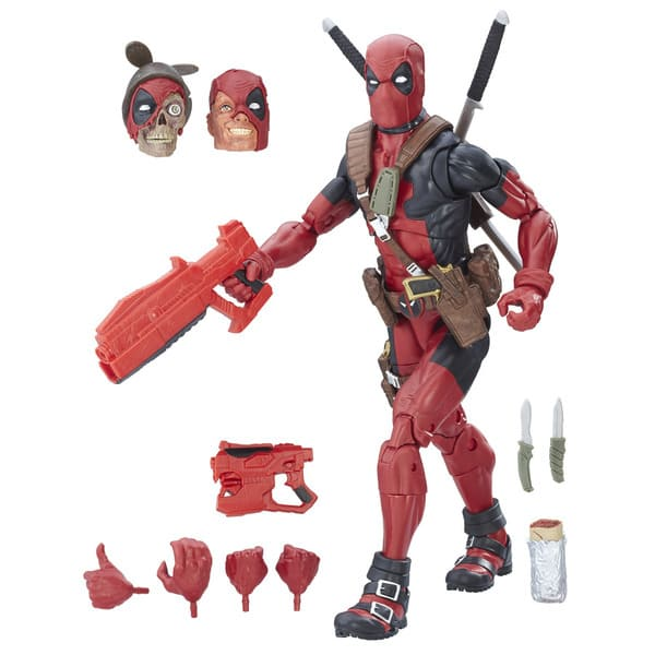 Marvel Legends Series - Deadpool 1:6
