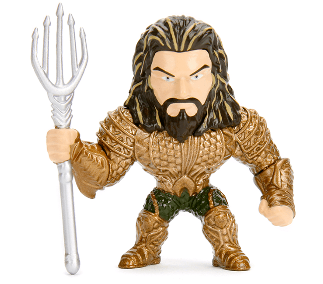Metals Die Cast Aquaman 2,5