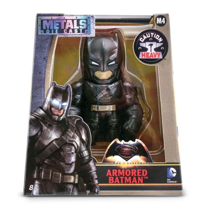 Metals Die Cast Armored Batman