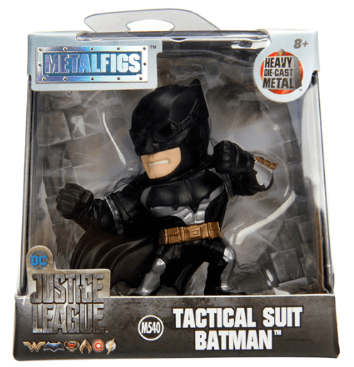 Metals Die Cast Batman Tactical Suit  2,5