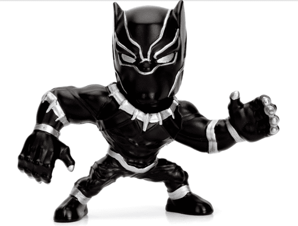 Metals Die Cast Black Panther 2,5