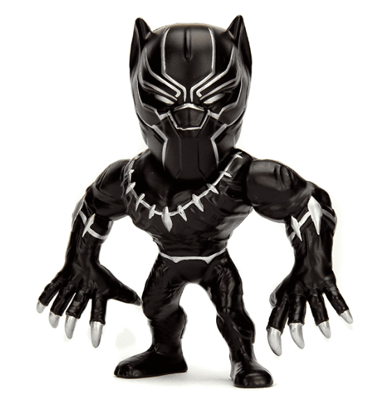 Metals Die Cast - Black Panther - Black Panther