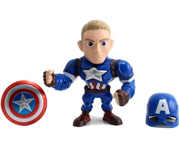 Metals Die Cast Capitão América 6