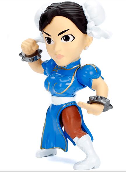Metals Die Cast - Chun-Li - Street Fighter Capcom