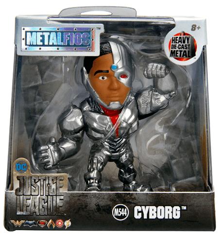 Metals Die Cast Cyborg 2,5