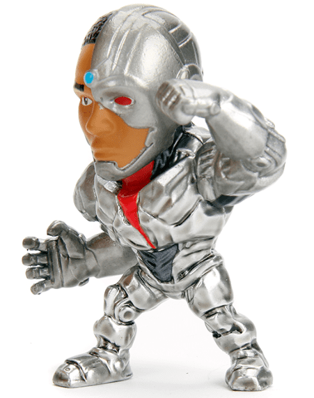 Metals Die Cast Cyborg 2,5