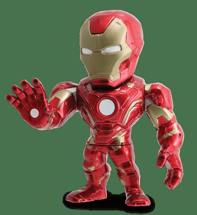 Metals Die Cast Homem de Ferro Guerra Civil