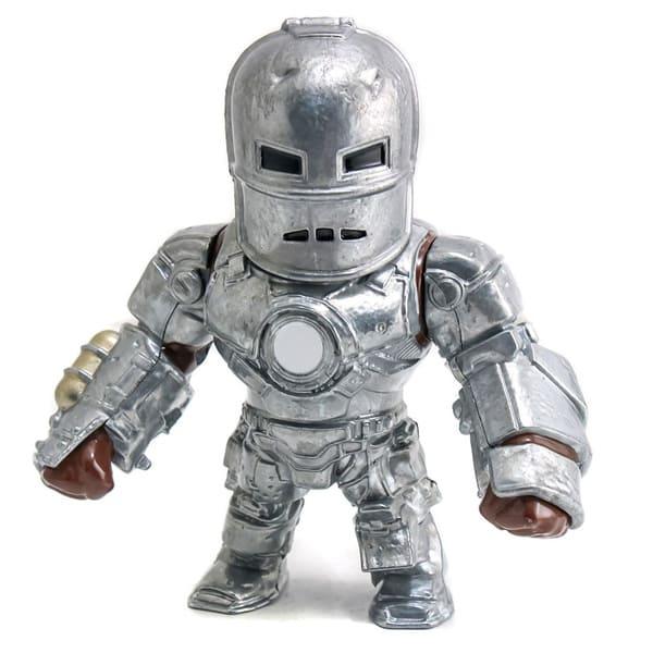 Metals Die Cast Homem de Ferro Mark I