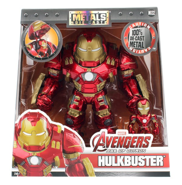 Metals Die Cast Hulkbuster 6,5