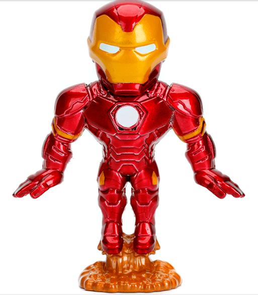 Metals Die Cast Iron Man 2,5