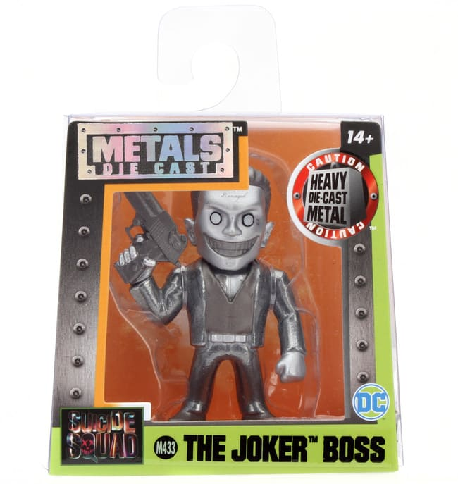 Metals Die Cast Joker Boss 2,5