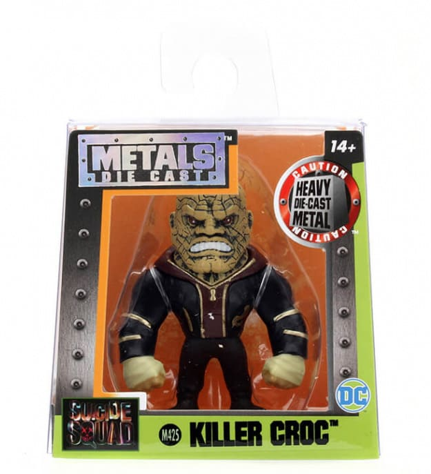 Metals Die Cast Killer Croc 2,5