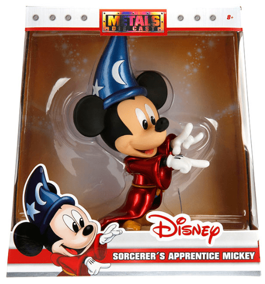 Metals Die Cast Mickey Mouse Sorcerer's Apprentice (Fantasia)