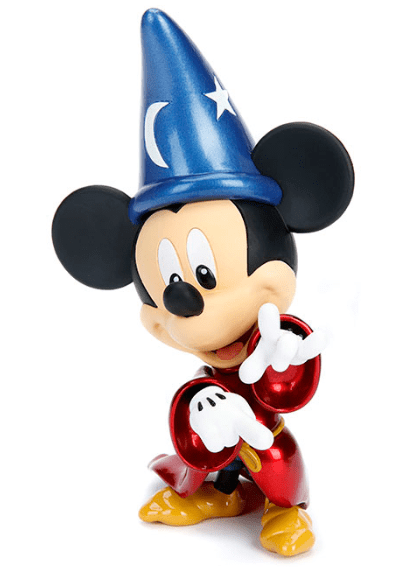Metals Die Cast Mickey Mouse Sorcerer's Apprentice (Fantasia)