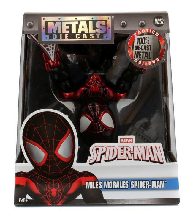 Metals Die Cast Miles Morales Spiderman Marvel
