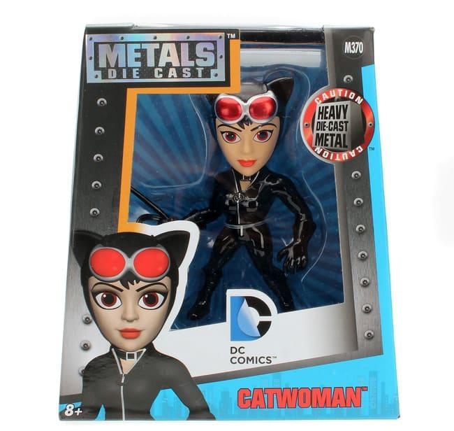 Metals Die Cast Mulher Gato - DC