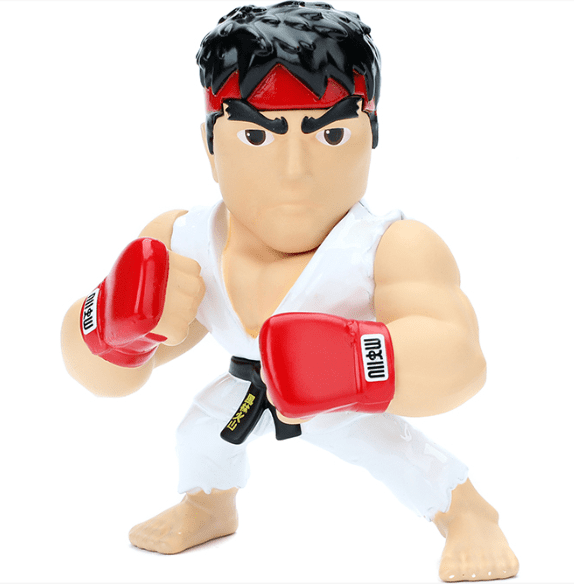 Metals Die Cast - Ryu - Street Fighter Capcom