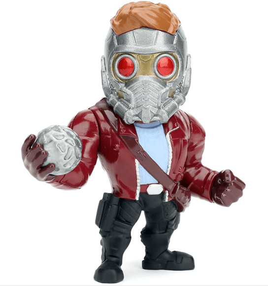 Metals Die Cast Star Lord - Guardiões da Galáxia