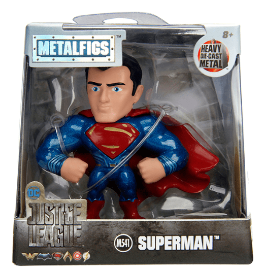 Metals Die Cast Superman 2,5