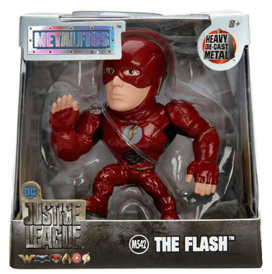 Metals Die Cast The Flash 2,5