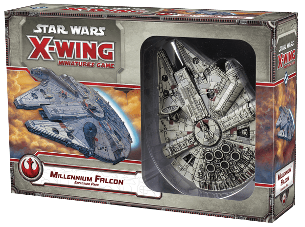 Millenium Falcon Exp Star Wars X-Wing