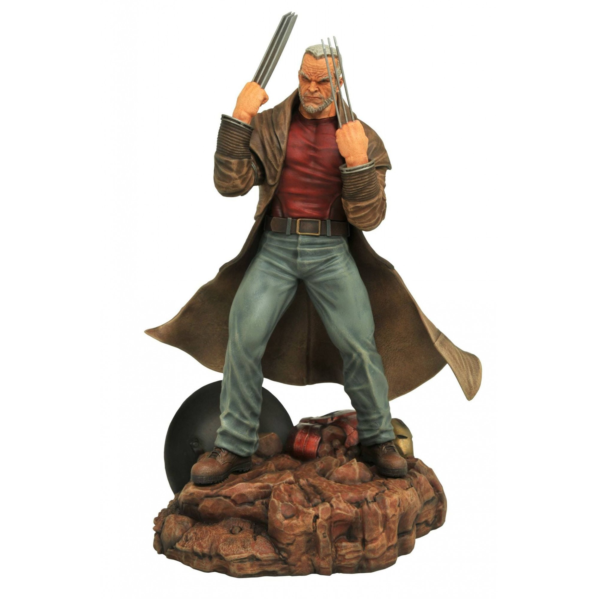 Old Man Logan - Gallery Statue - Marvel - Diamond