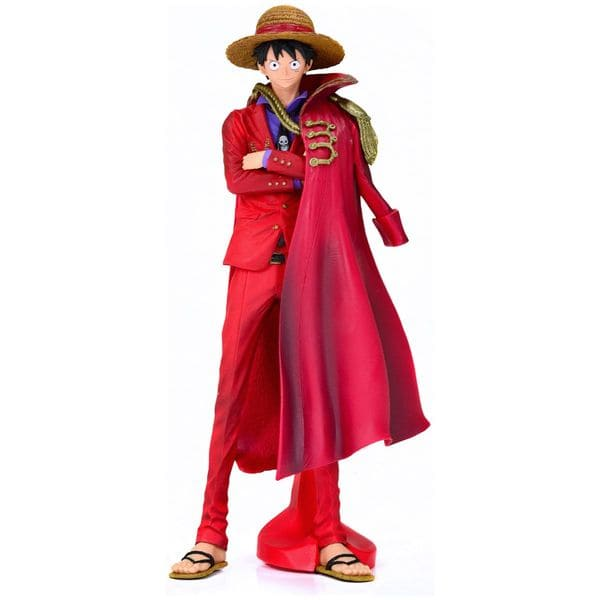 One Piece - King of Artist - Monkey D, Luffy - 20th Anniversary - Banpresto