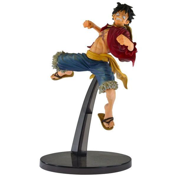One Piece - Monkey D, Luffy (Special) - World Figure Colosseum - Banpresto
