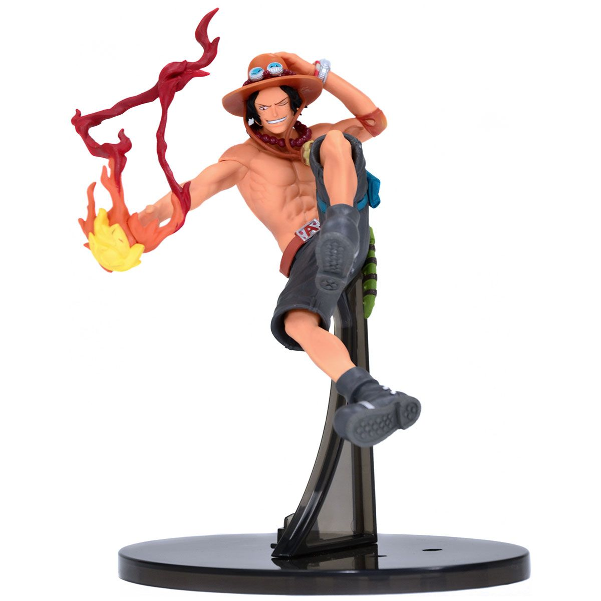 One Piece - Portgas D, Ace - Sculture - Banpresto
