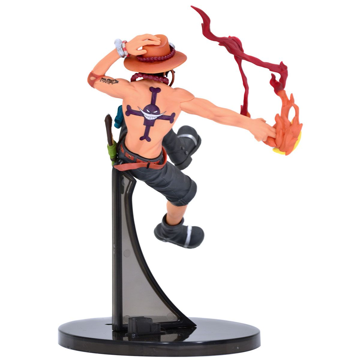 One Piece - Portgas D, Ace - Sculture - Banpresto