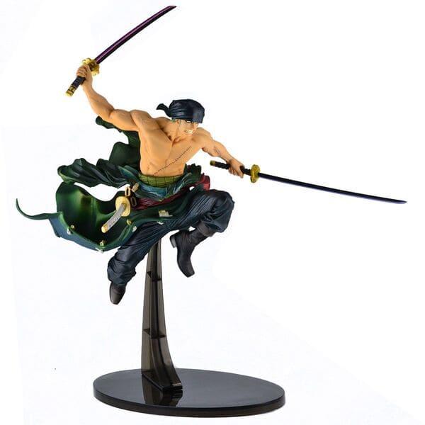 One Piece - Roronoa Zoro - World Figure Colosseum Vol,1 - Banpresto
