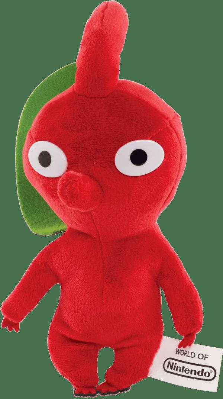 Pikmin Vermelho - World of Nintendo