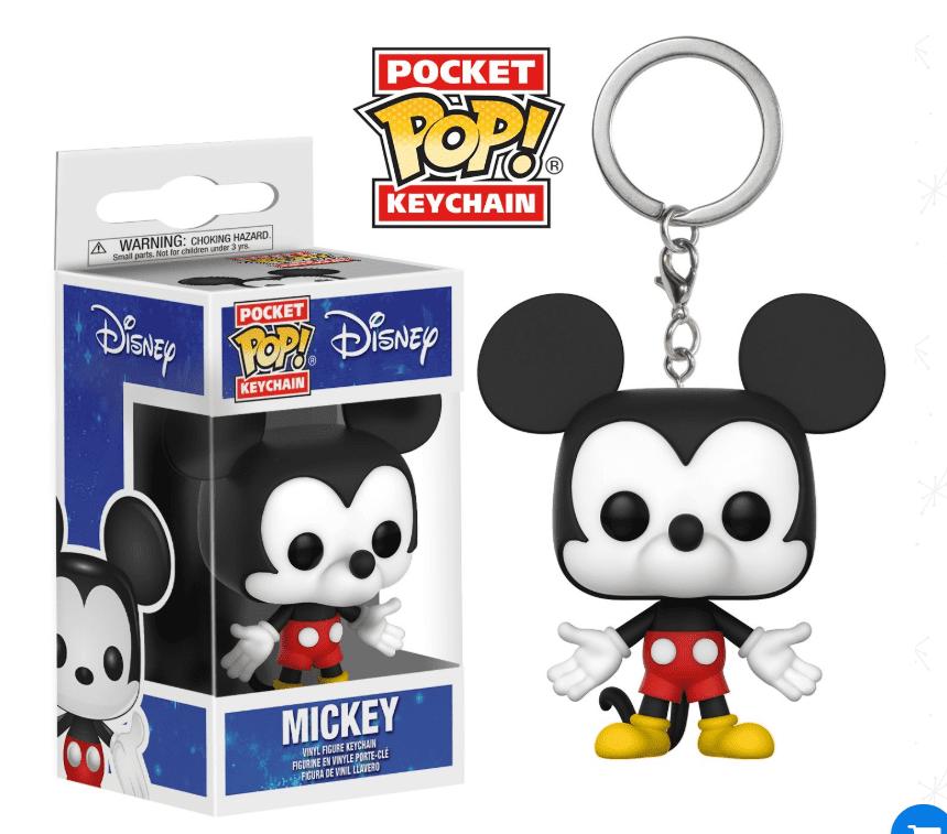 Pocket POP! Chaveiro - Mickey Mouse - Disney
