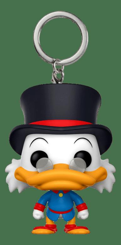 Pocket POP! Chaveiro - Scrooge McDuck (Tio Patinhas)