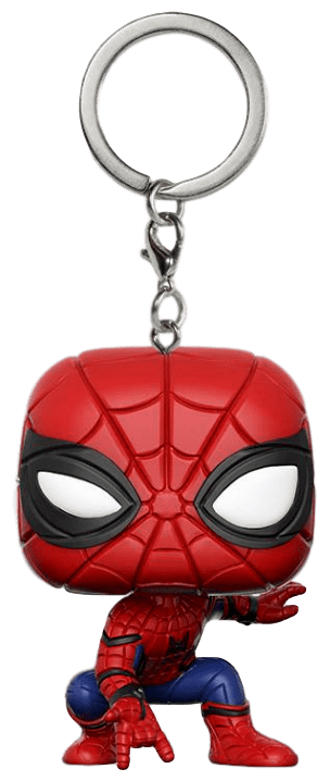 Pocket POP! Chaveiro - Spider-Man - Spider-man: Homecoming