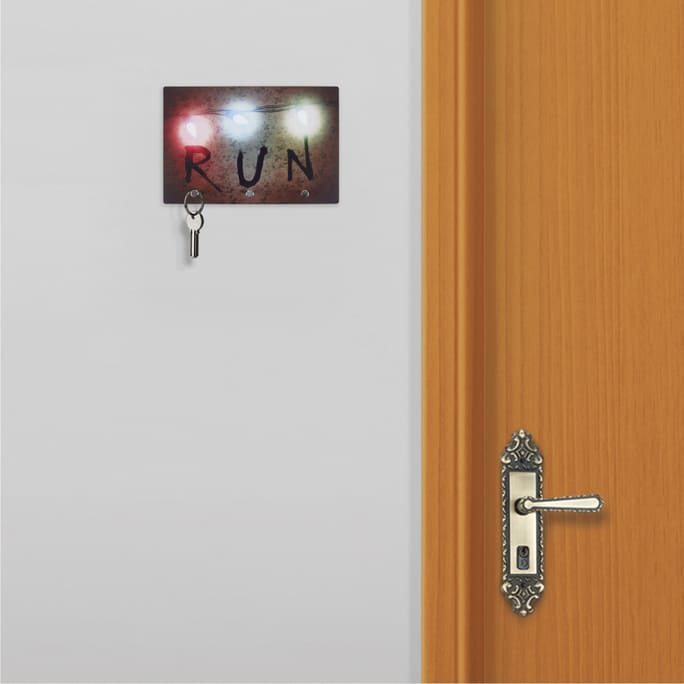 Porta Chaves Stranger Things - Run