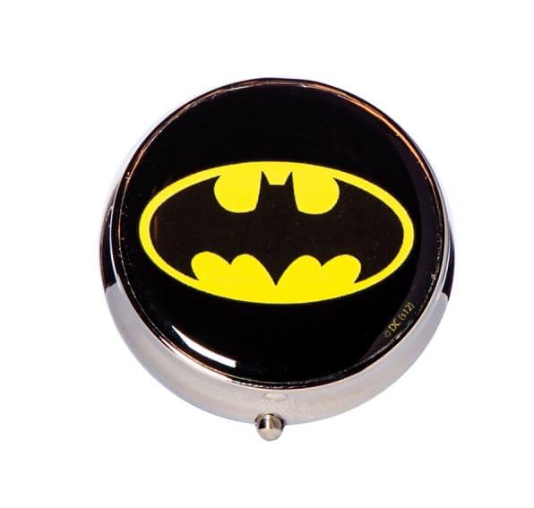 Porta Comprimidos Metal DC - Batman