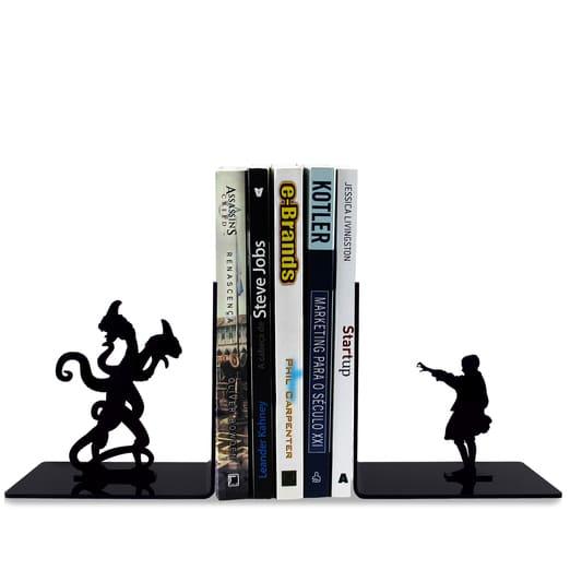 Porta Livros Stranger Things - Eleven