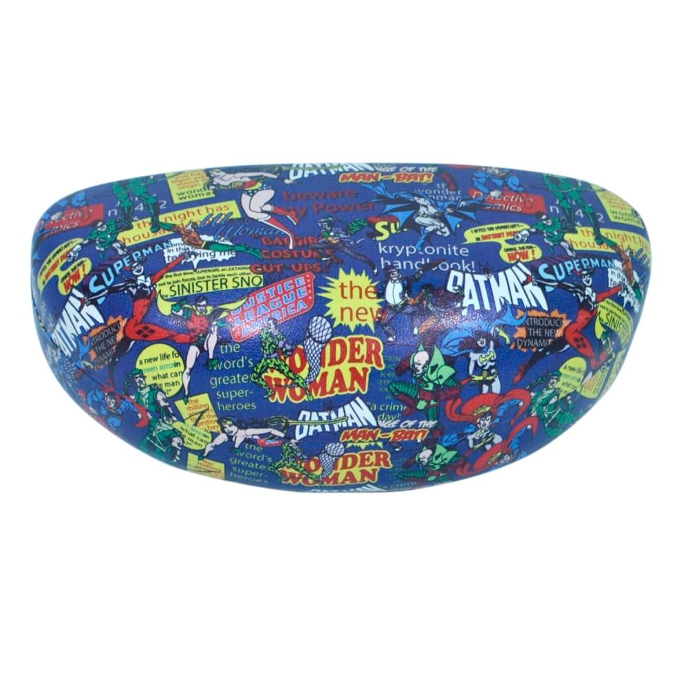 Porta Óculos DC - Super Heroes