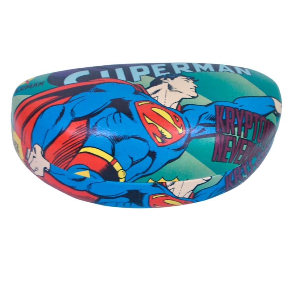 Porta Óculos DC - Superman Flying