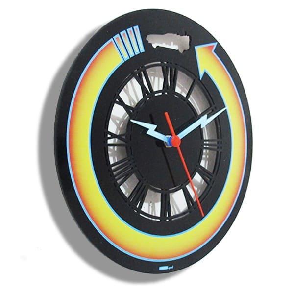 Relógio de Parede - Back to the Future