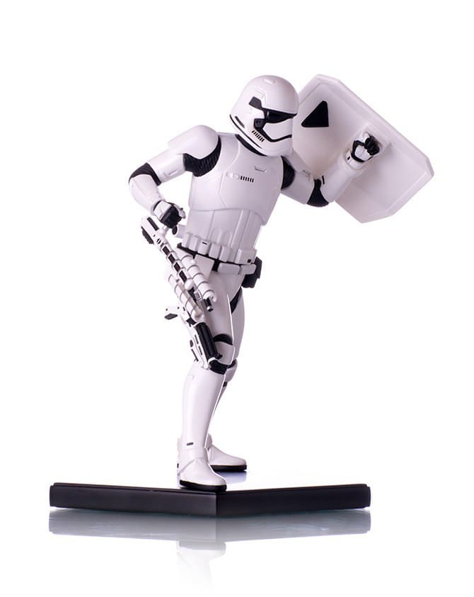 Riot Control Stormtrooper 1:10 - Star Wars: The Force Awakens - Iron Studios