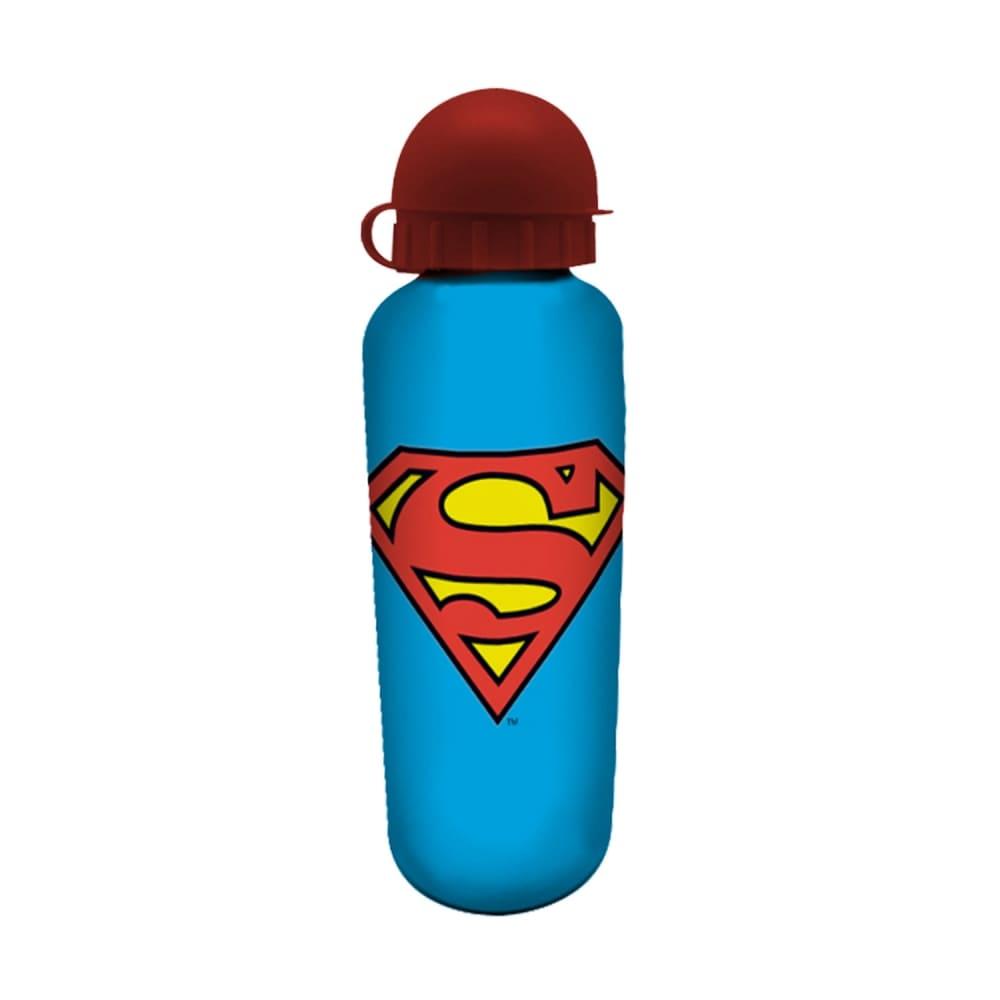 Squeeze de Alumínio DC - Superman Logo