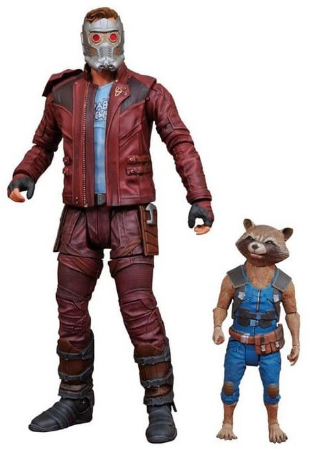Star Lord & Rocket : GoG Vol2 - Marvel Select