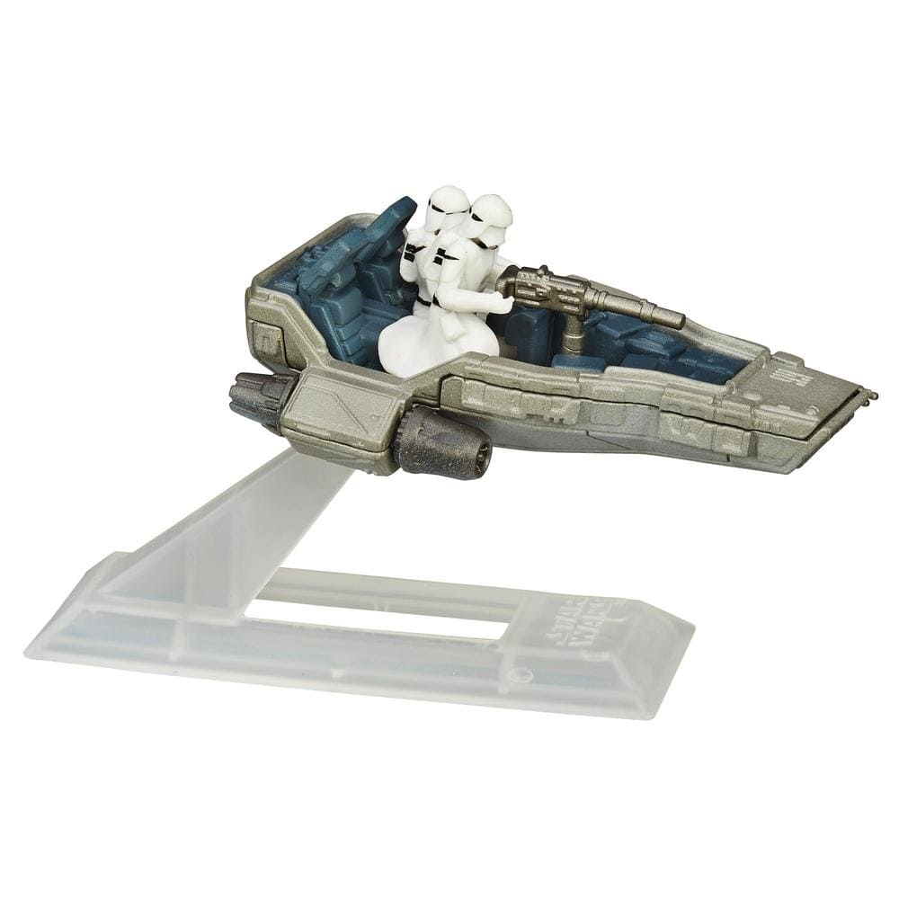 Star Wars First Order Snowspeeder - The Black Series