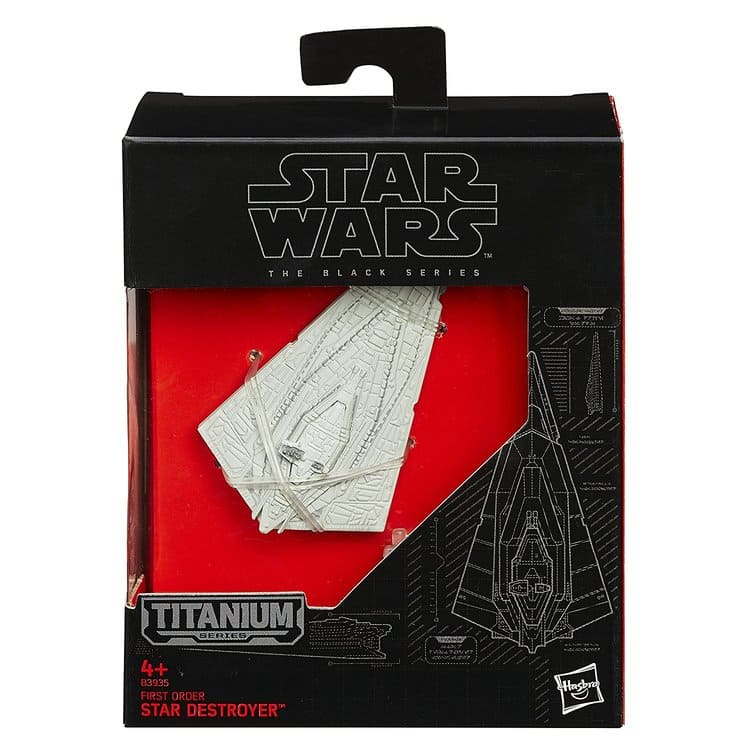 Star Wars First Order Star Destroyer - The Black Series